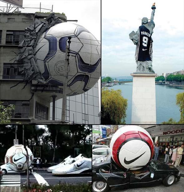 Patológico Tumba cantidad de ventas  Le street marketing vu par Nike - Digital Sport