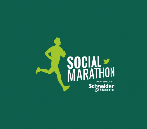 Social Marathon by Schneider Electric